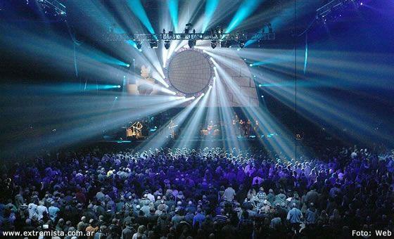 Brit Floyd, tributo a Pink Floyd, en el Teatro Opera Allianz