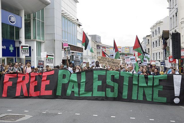 California Campus Workers Become First Major Local Union to Endorse BDS Against Israel - Working In These Times