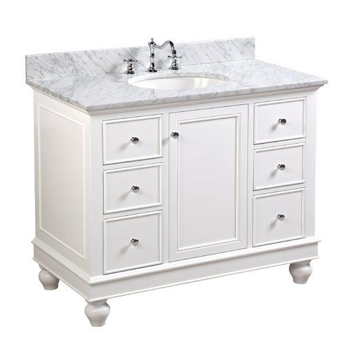 "Found it at Joss & Main - Bella 42"" Single Bathroom Vanity Set"