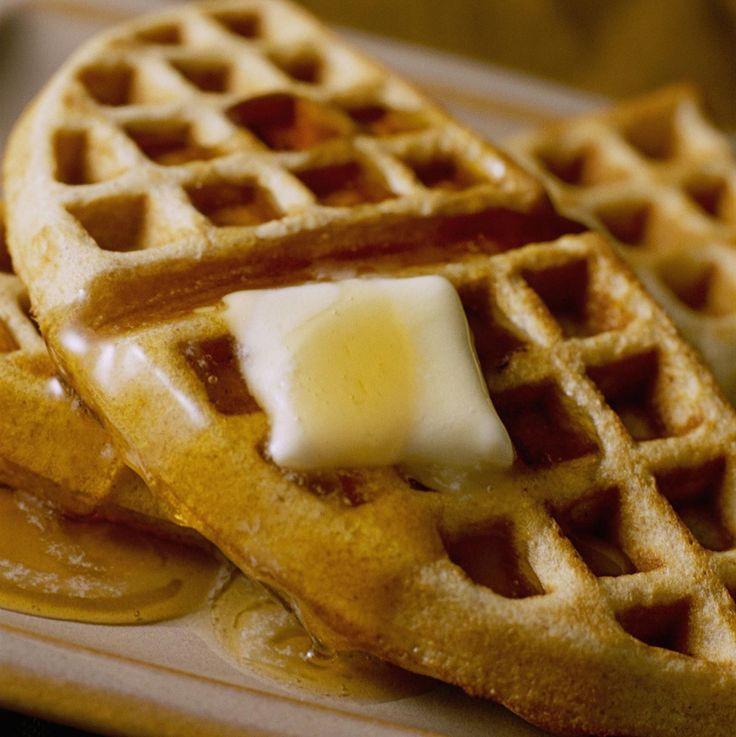 This quick and easy spiced applesauce waffle recipe flavored with cinnamon is the perfect way to start your day. Have them now, or store them for later.