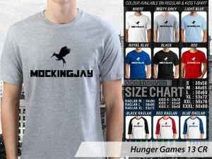 Kaos Hunger Games Mockingkay Lives, Kaos Hunger Games District 11, Kaos Hunger Games Mockingjay Logo, Kaos Hunger Games Couple