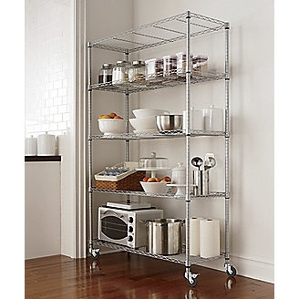 17 Best Images About Kitchen Rolling Rack Ideas On
