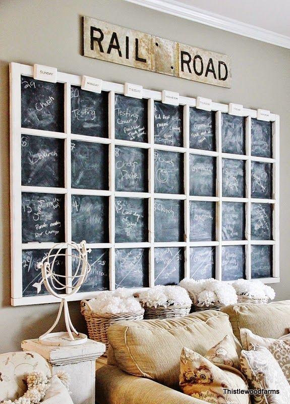 55 ιδέες για τα παλιά παράθυρα!   Φτιάξτο μόνος σου - Κατασκευές DIY - Do it yourself
