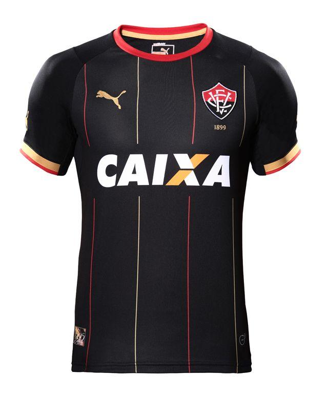 Terceira camisa do Vitória 2014-2015 Puma