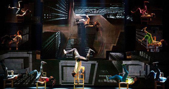 Cirque Éloize: Id 15,16,17,18,19,20 ΔΕΚΕΜΒΡΙΟΥ 2015/ 12:00/17:00/20:00/21:00