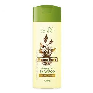shampoing contre les cheveux blancs - Shampoing Colorant Cheveux Blancs