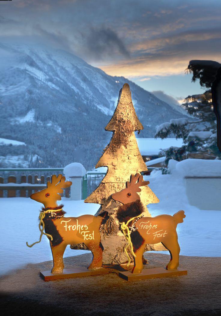 Weihnachten im Hotel Alpendorf