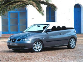 OG | Seat Ibiza Mk4 Cabriolet | Prototype