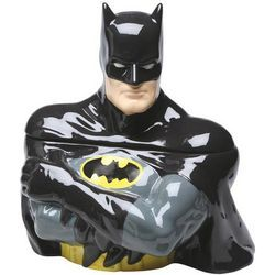 Batman Cookie Jar. My son wants one haha