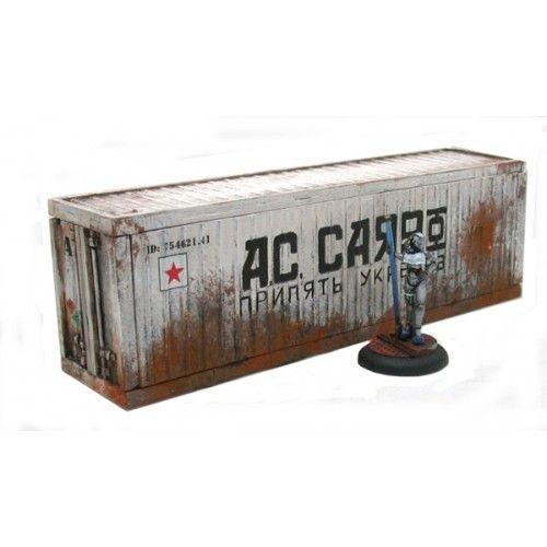 ACCB010 3- pack Large Cargo Container