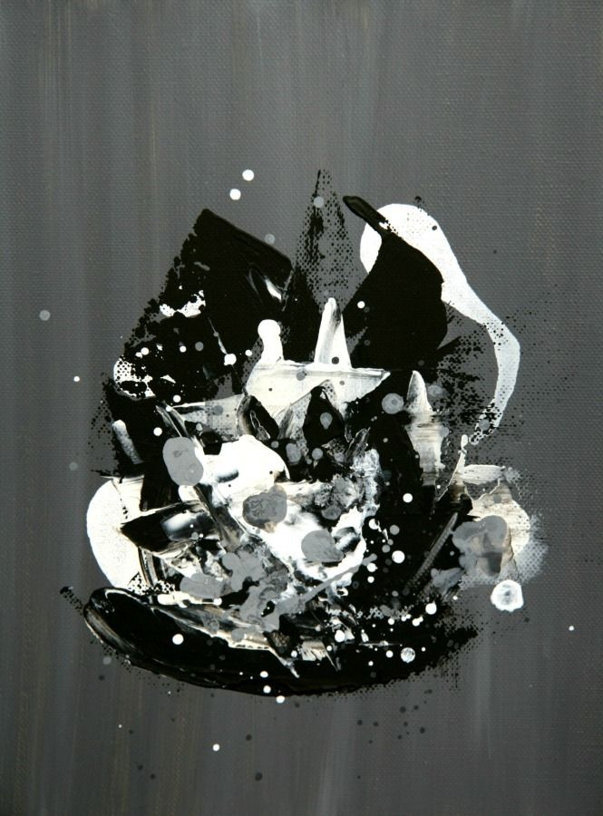 Abstract 11 - Acrylics on canvas #abstract #painting #pittura #pintura #art #arte #finearts