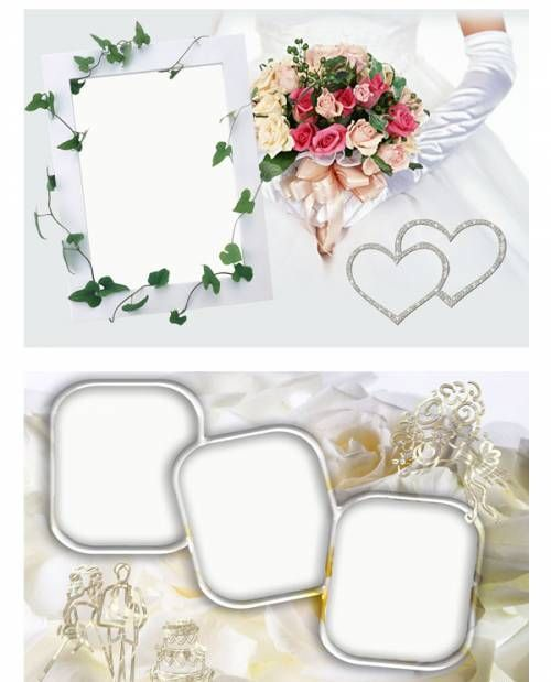 picture frame templates for photoshop - psd photoshop templates wedding frame wedding free psd