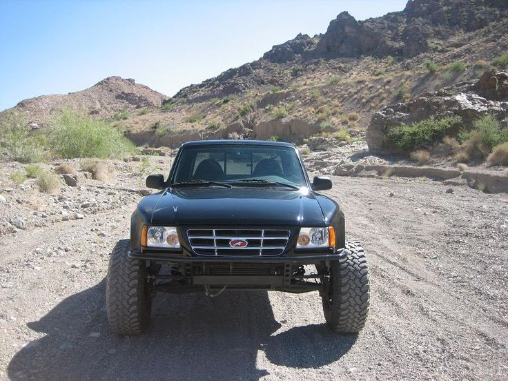 2003 ford ranger(prerunner) - Pirate4x4.Com