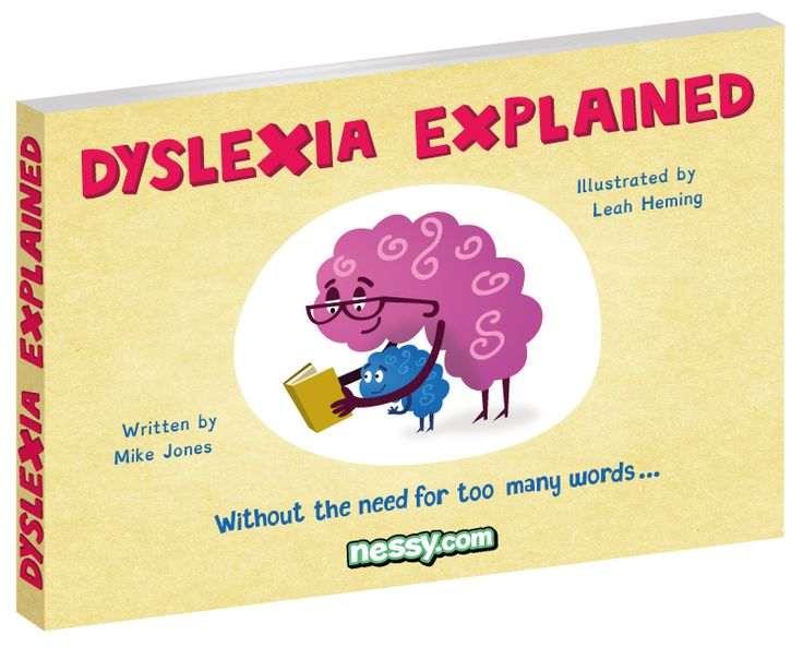 Read together and get a better understanding of dyslexia.  'Dyslexia Explained' helps parents understand dyslexia: the positives, the difficulties and what helps. After reading, parents can use it to help explain dyslexia to their child. Dyslexia causes low self esteem. It makes learning to read and write much harder and affects the whole family. …