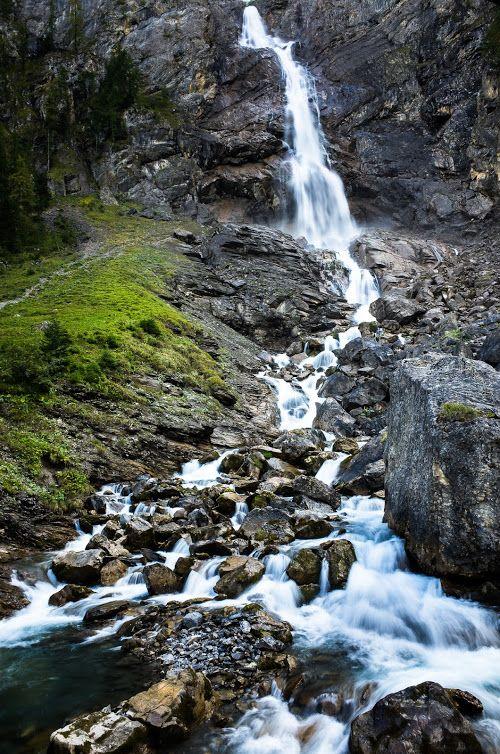 Engstligen Falls, Adelboden, Switzerland