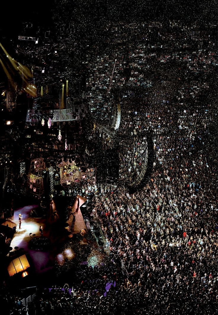 Madonna - Andreas Gursky