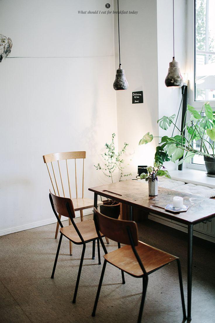 Eat Berlin - Hermann Eicke #midecenturymodern #design #decor