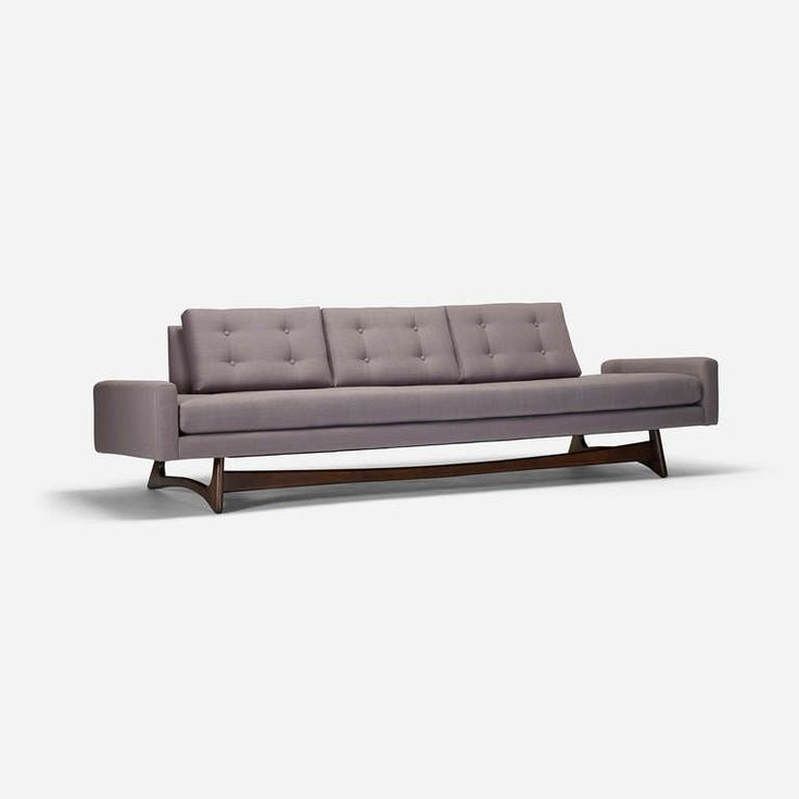 Loooove - Sofa model 2408-S by Adrian Pearsall