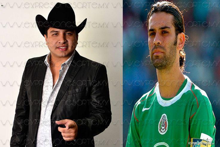 Julión Álvarez y Rafa Márquez ligados al capo del narco Raúl Flores