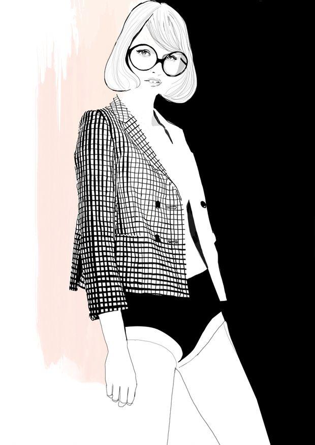 Tracy Turnbull empezó como diseñadora de moda y se dio cuenta de lo que más le gustaba ¡era dibujar!