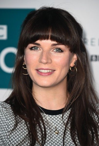 Aisling Bea attends the screening of BBC Two drama 'The Fall' to launch series…