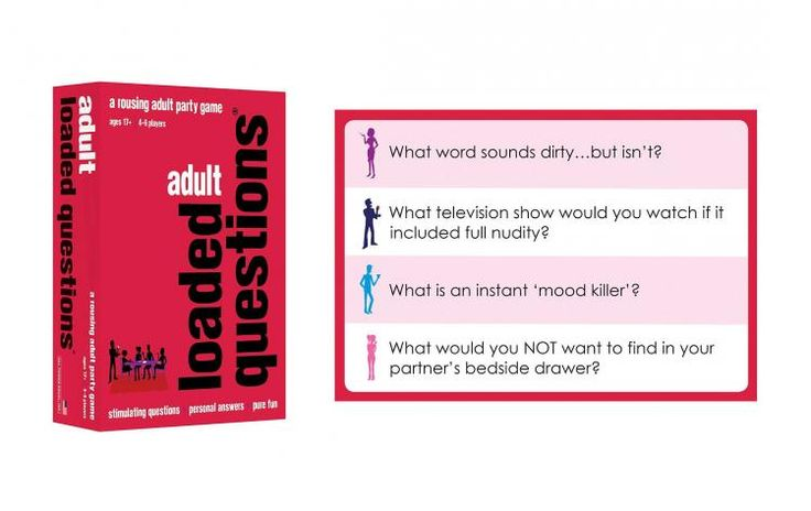 Adult Loaded Questions 42