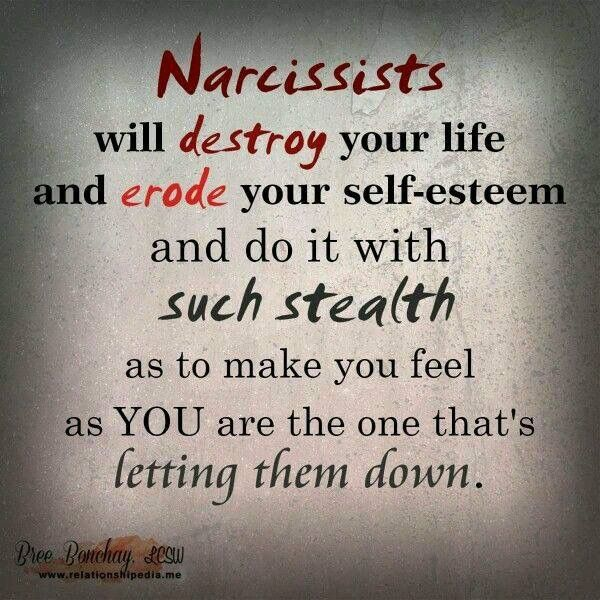 """The Key Here is stealth. Narcissistic criticism is masked as honesty. When honestly who really wants another to """"however kindly"""" tell them how they fall short. Their criticism is not intended to be constructive but rather to ever so insidiously devalue you."""