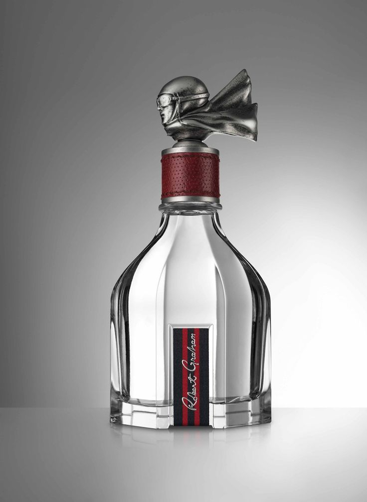 Courage, Valour & Fortitude: The First 3 Fragrances from Robert Graham ~ New Fragrances