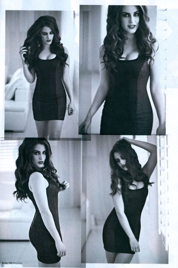 Jessica Lowndes in More magazine..wow! Going to have Steven photograph me like this when I reach my goal weight.