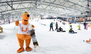 Groupon - De Uithof: dagkaart skiën of snowboarden, voor kids of volwassenen, naar keuze incl. materiaal en les in Sporttainment Center De Uithof. Groupon-dealprijs: €7