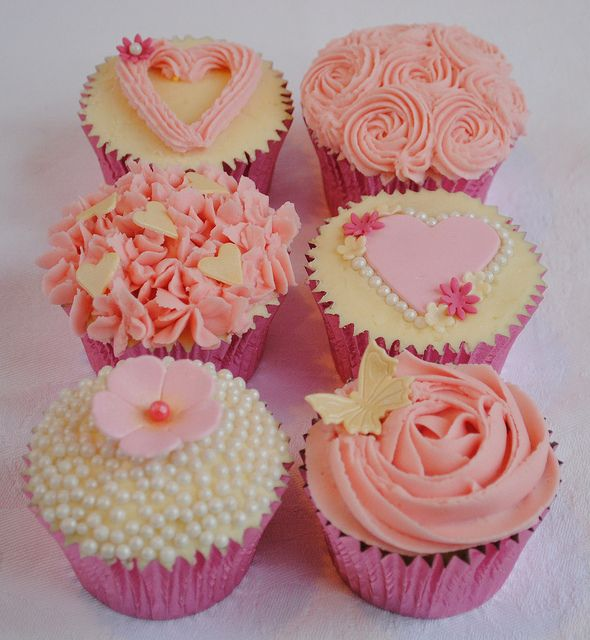 Hen Party Cupcake Class Ideas by thecustomcakeshop, via Flickr