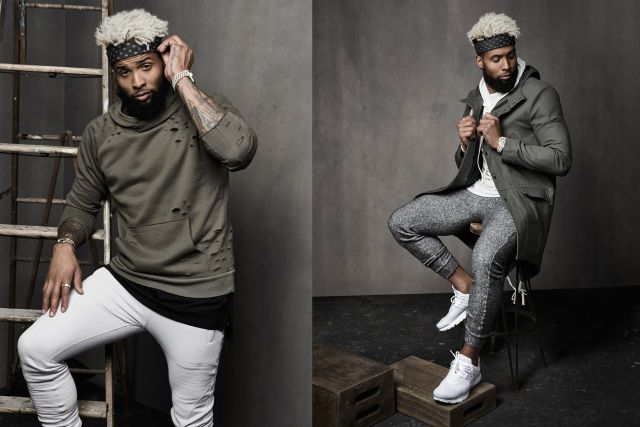 Bloomingdales to Launch Odell Beckham Jr. Capsule Collection Premium