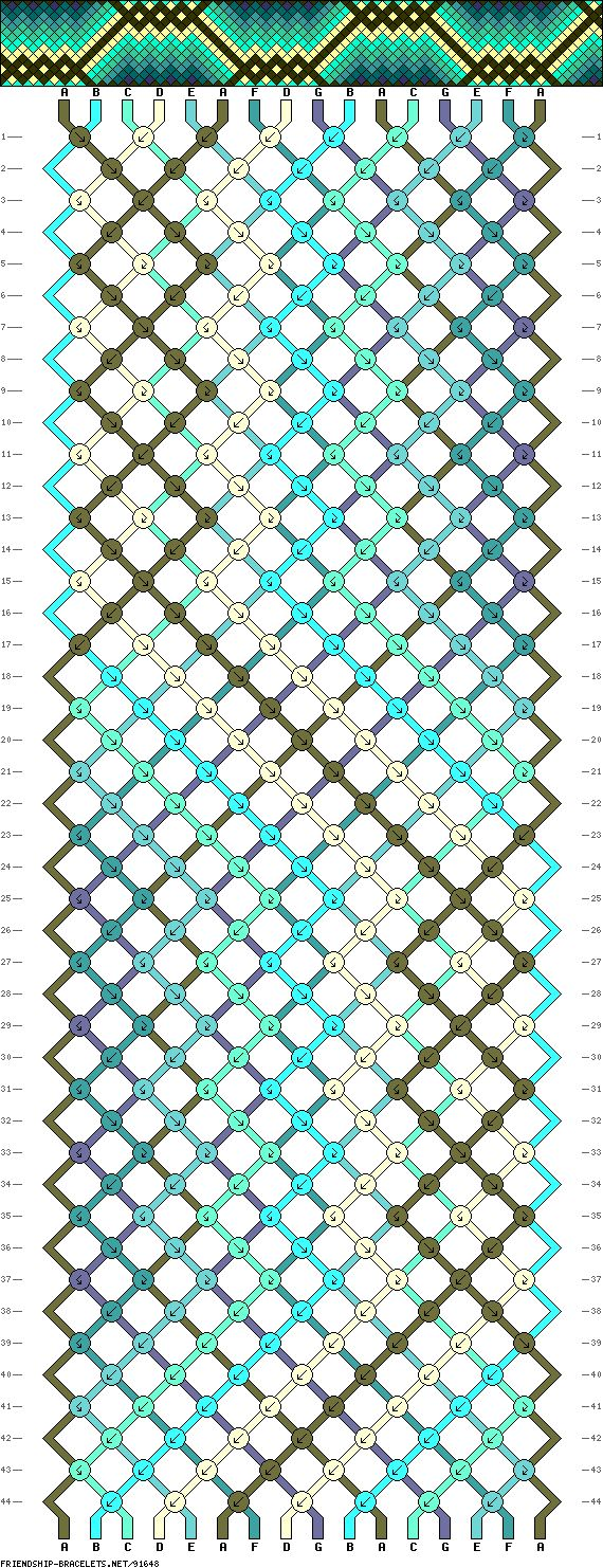 best random images on pinterest friendship bracelet patterns