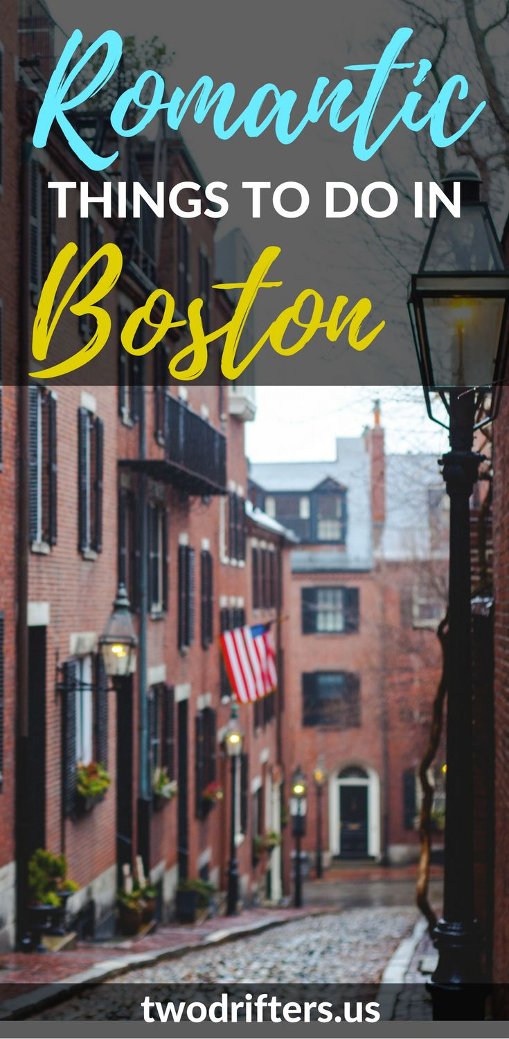 Looking for the most romantic things to do in Boston? Boston is a city of culture, history, and yes: romance. Our couples guide to Boston shows you how to find adventure together on a romantic Boston getaway.