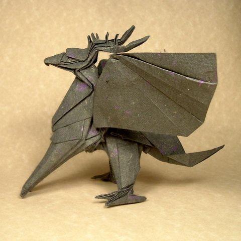 Impressive Origami Art by Jason Ku