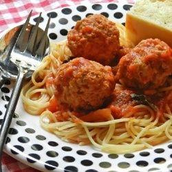 Secret Italian Meatball Recipe by redheadcandecorate.