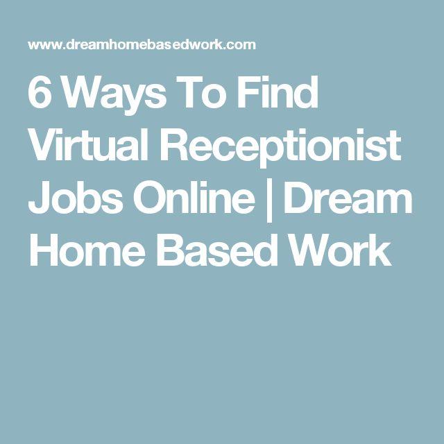25+ unique Receptionist jobs ideas on Pinterest Receptionist - hairstylist job description