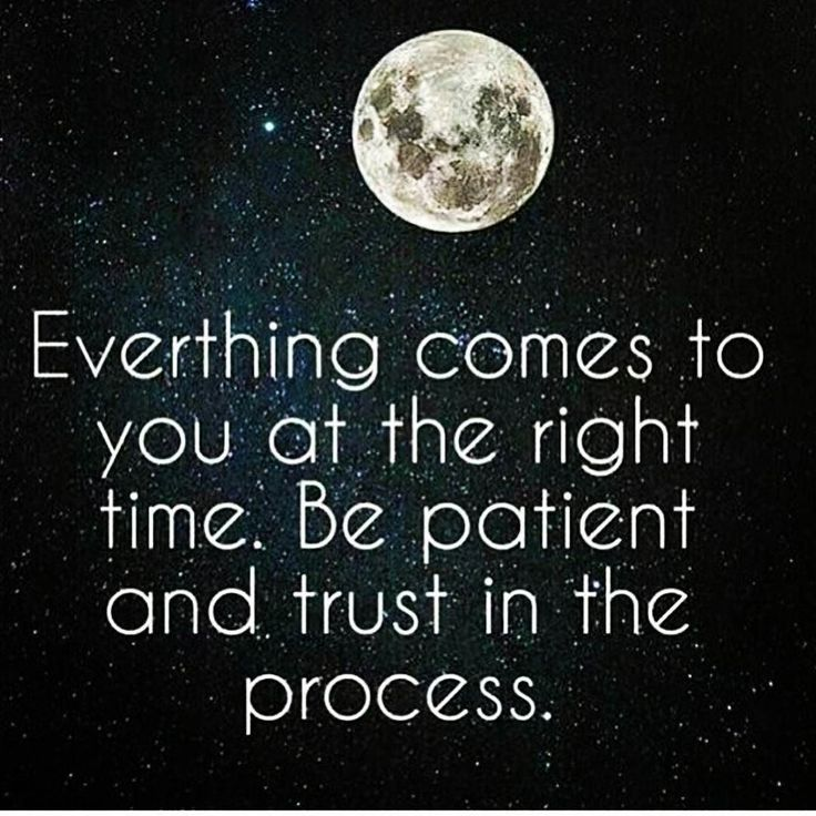 Trusting In The Universe | #LawOfAttraction | Patience Bears The Sweetest Of Fruit | Spiritualism