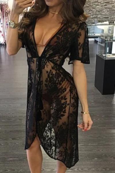 Black Lace Cover