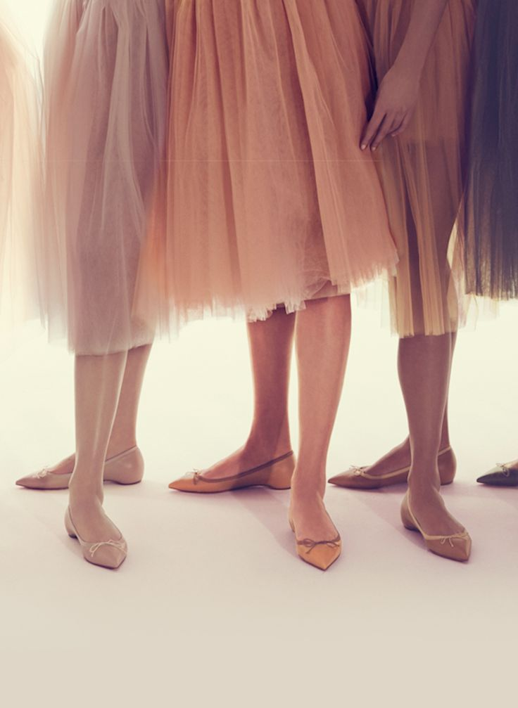 Christian Louboutin's Nude Flats Are a Big Step Forward For Women of Color