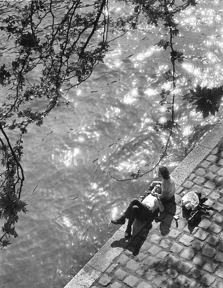 Alfred Eisenstaedt, Paris.
