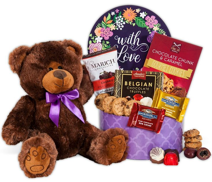 Gourmet Gift Baskets for your Sweetheart this Valentine's Day