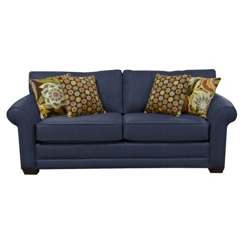 England Brantley Queen Sleeper Sofa with Visco Mattress (Visco contains memory foam, but overall design isn't clear)