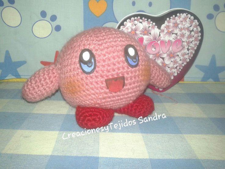 Pokemon Kirby, Amigurumi, Crochet, Chile, solo foto