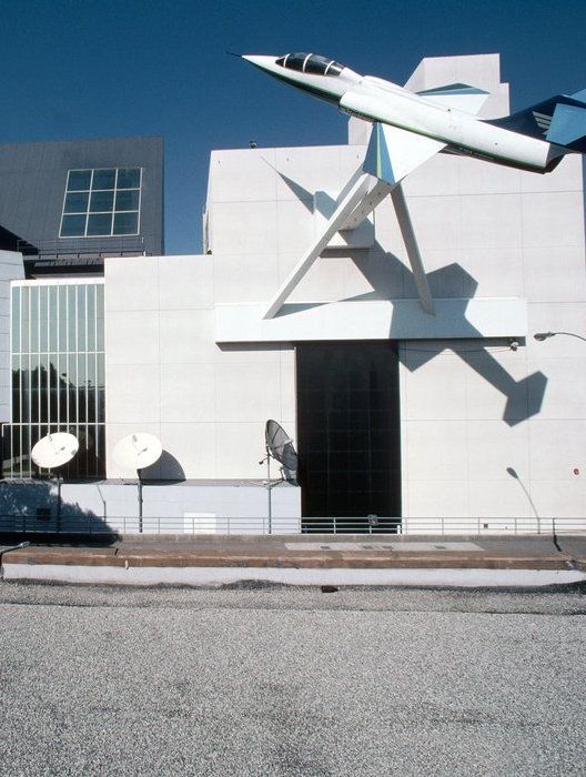 California Aerospace Museum, Los Angeles, California