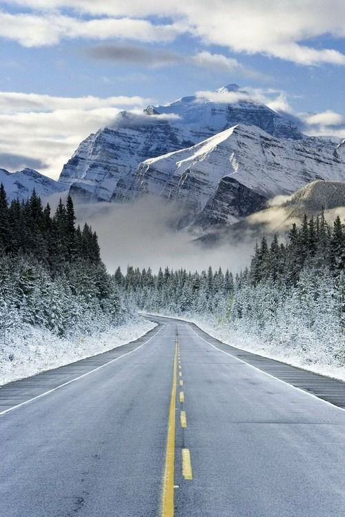 Banff National Park,Rocky Mountains, Canada.
