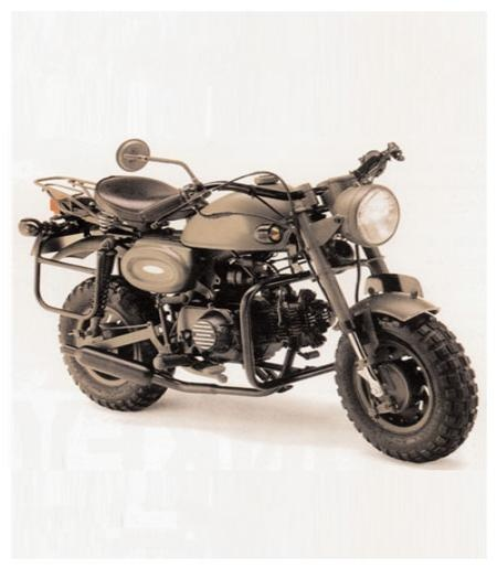 maharishistore 50cc honda monkey bike 6 gadgets. Black Bedroom Furniture Sets. Home Design Ideas