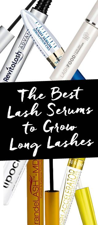 Yes, it's true, you can grow your lashes with these incredible serums.  http://blog.pampadour.com/secret-long-full-lashes-lash-serum-101/  #lashes #beautytips #serums #blogpost