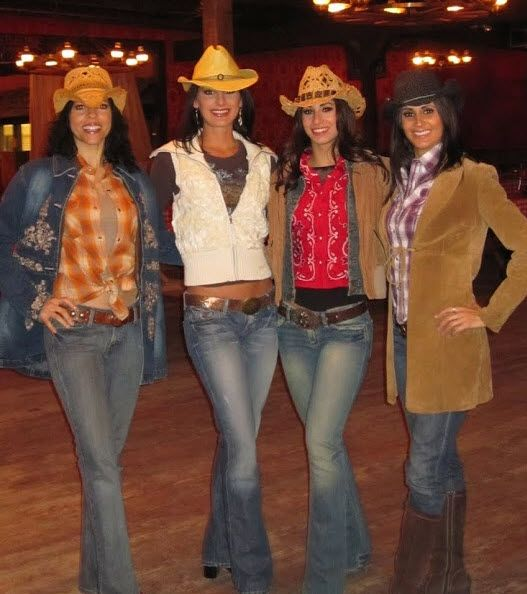 Western Themed Event Entertainment Cute. Now If Only I Was