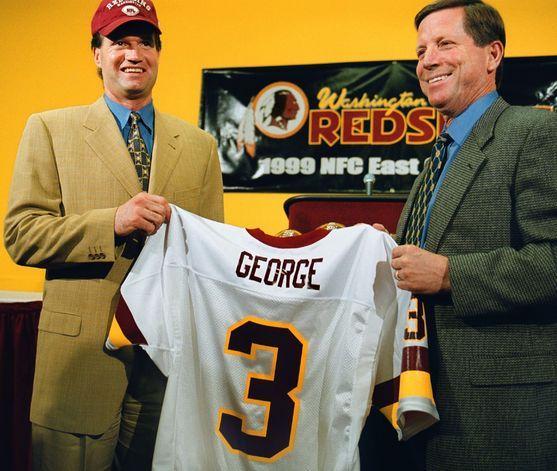 Jeff George & Norv Turner